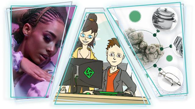 Animacja Social Media - dobre animacje